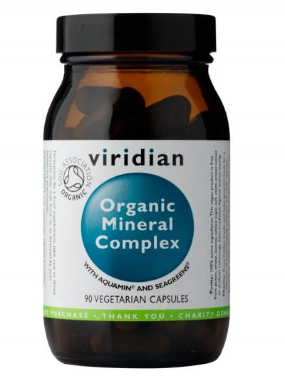 Органичен минерален комплекс - 90 капсули