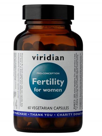 Фертилен комплекс за жени – 60 капсули
