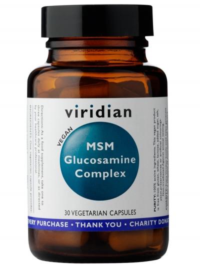 Комплекс MSM глюкозамин - 30 капсули