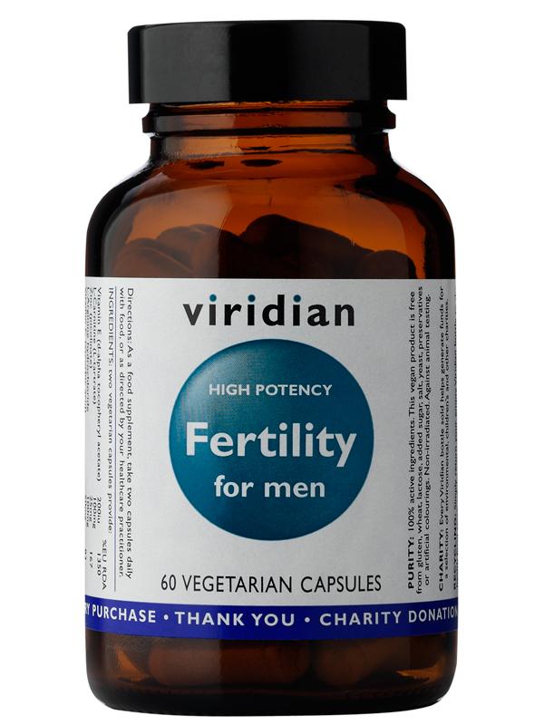 Фертилен комплекс за мъже - 60 капсули