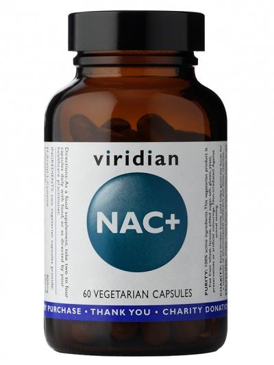 NAC+ ( Н-Ацетил-Л-Цистеин ) – 60 капсули