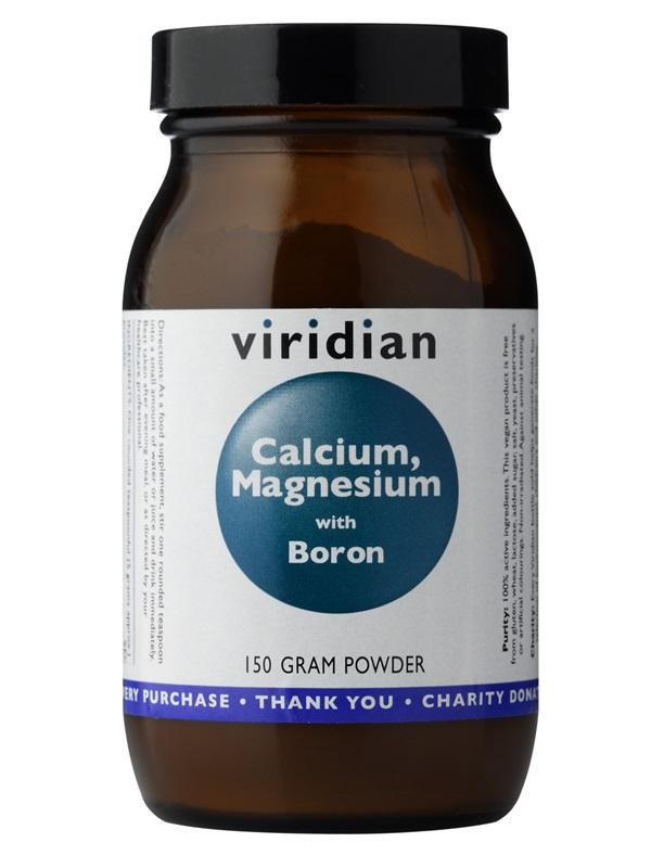 Калций, Магнезий, Витамин С и Бор - 150гр