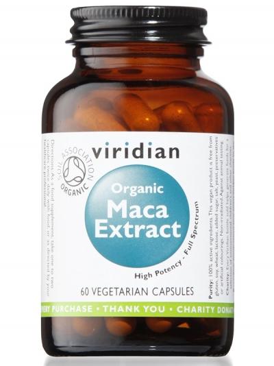 Органичен Мака екстракт – 60 капсули