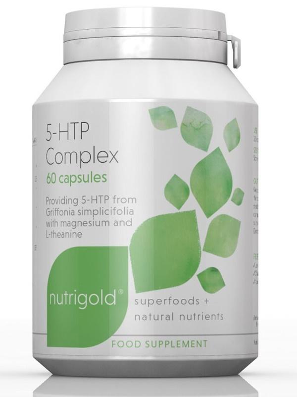 5-HTP Комплекс – 60 капсули