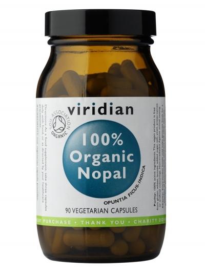 Органичен Нопал - 90 капсули