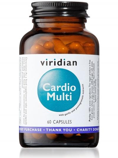 Кардио мулти - 60  капсули