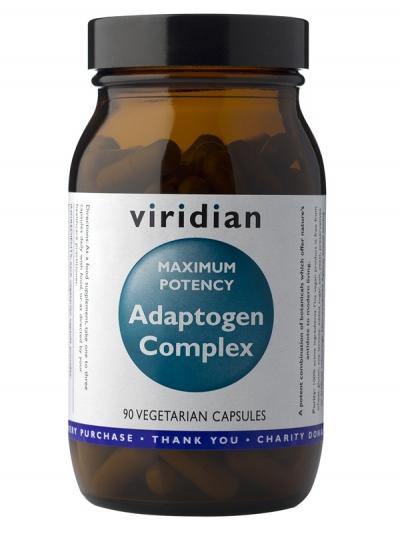 Адаптогенен комплекс (високо потенциран) - 90 капсули