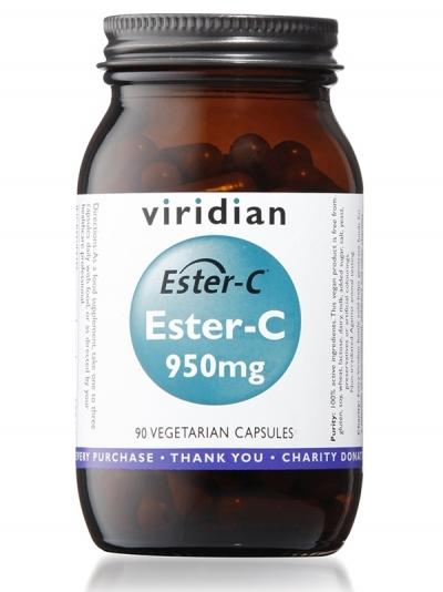 Естер-С 950mg - 30/90 капсули