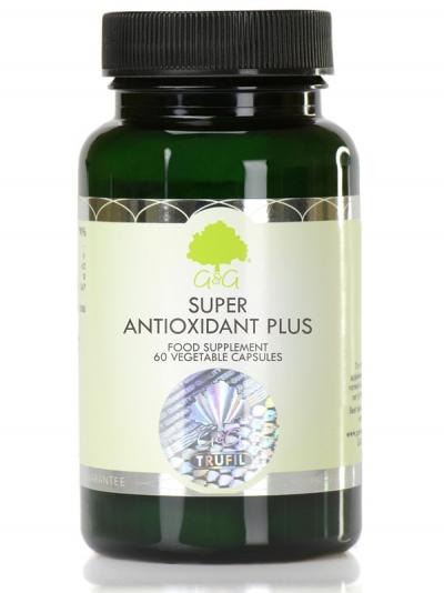 G&G Супер Антиоксидант Плюс - 60 капсули